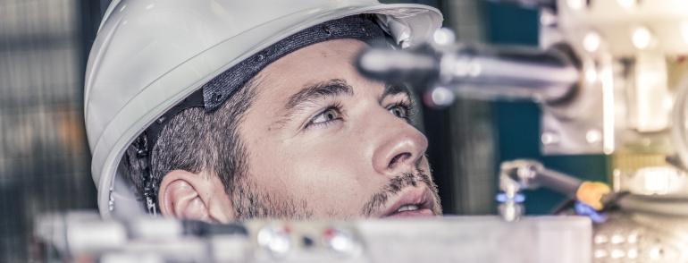 Inbetriebnahme Mitarbeiterschulung Produktionsbegleitung